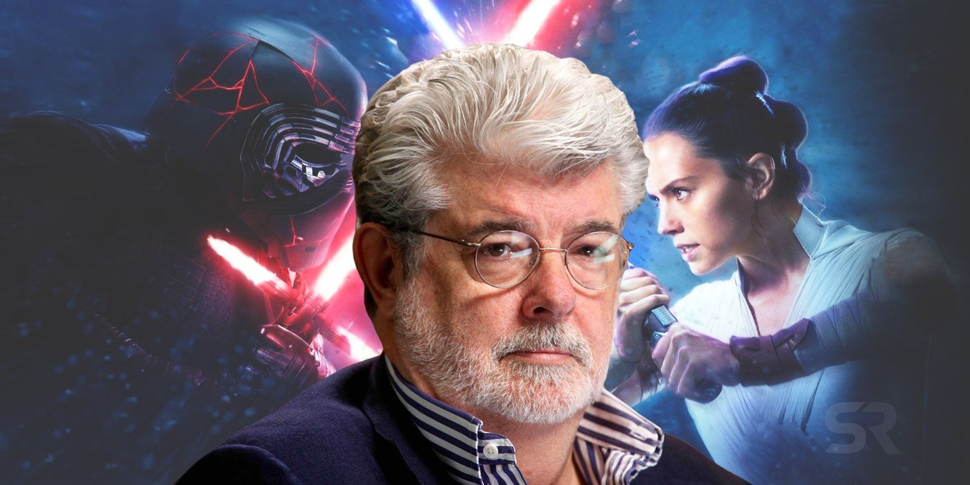 Star Wars: The Rise of Skywalker Is Not The Ending Of George Lucas' Story