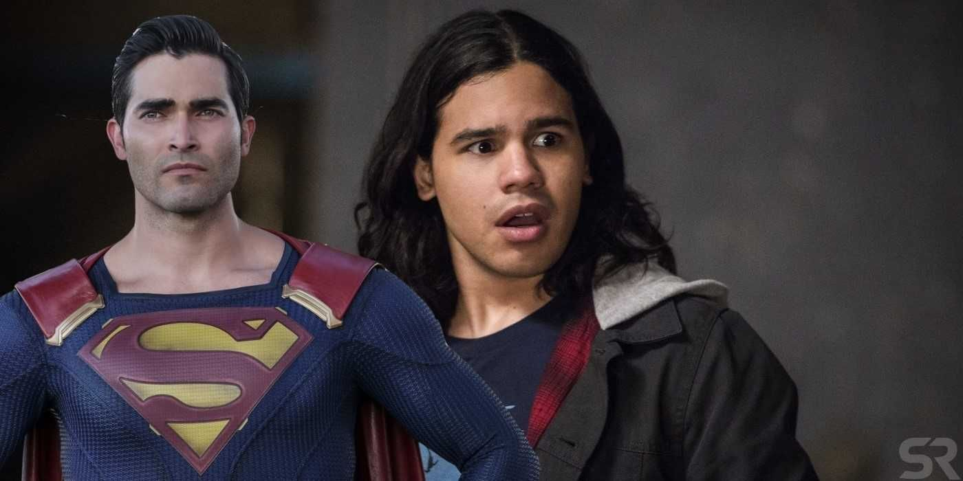 The Flash Easter Egg Honors Superman Being On Arrowverse Earth Prime