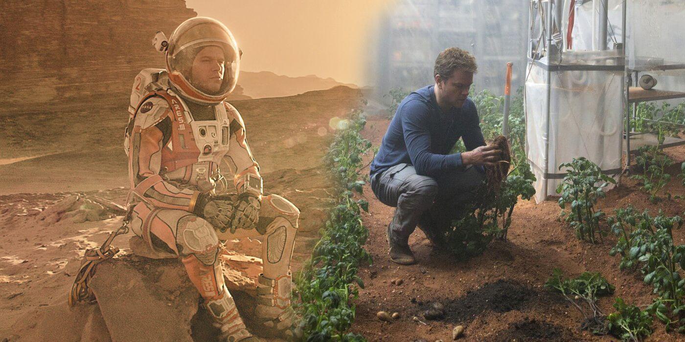 The Martian How Scientifically Accurate Matt Damon S Sci Fi Movie Is