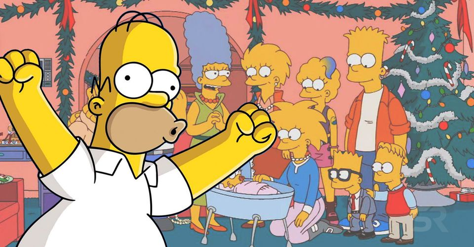 The Simpsons Future Timeline Explained Properly Screen Rant