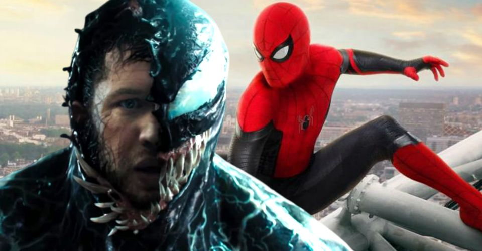 Tom Hardy Posts Then Deletes More Venom Spider Man Fan Art