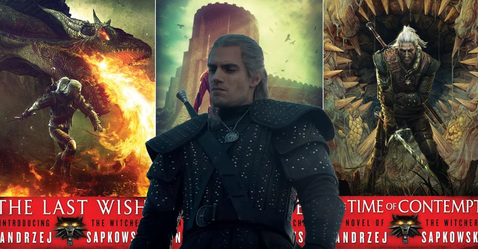 The Witcher Books Games Show Order A Beginner S Guide