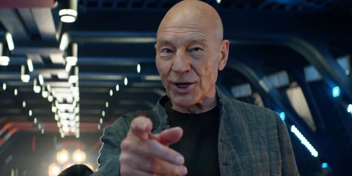 Image result for Officials Announces Star Trek: Picard Will Be Renewed For Season 2