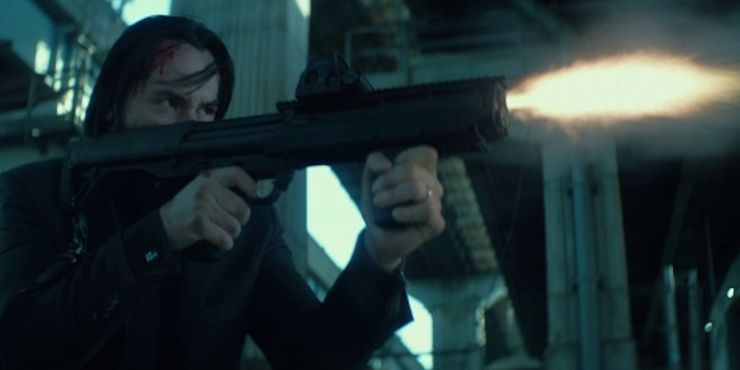 John Wick S Top 15 Weapons Ranked Screenrant