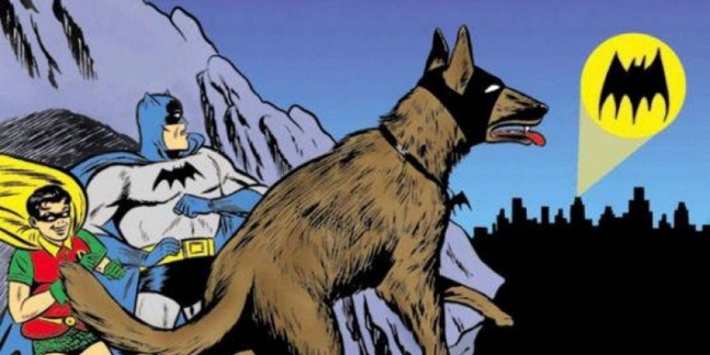 TV and Movie News Birds Of Prey: 10 Other Comic Book Pets We'd ...
