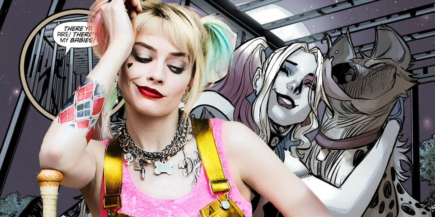 Birds Of Prey Every Dceu Easter Egg Reference In The Harley Quinn Movie