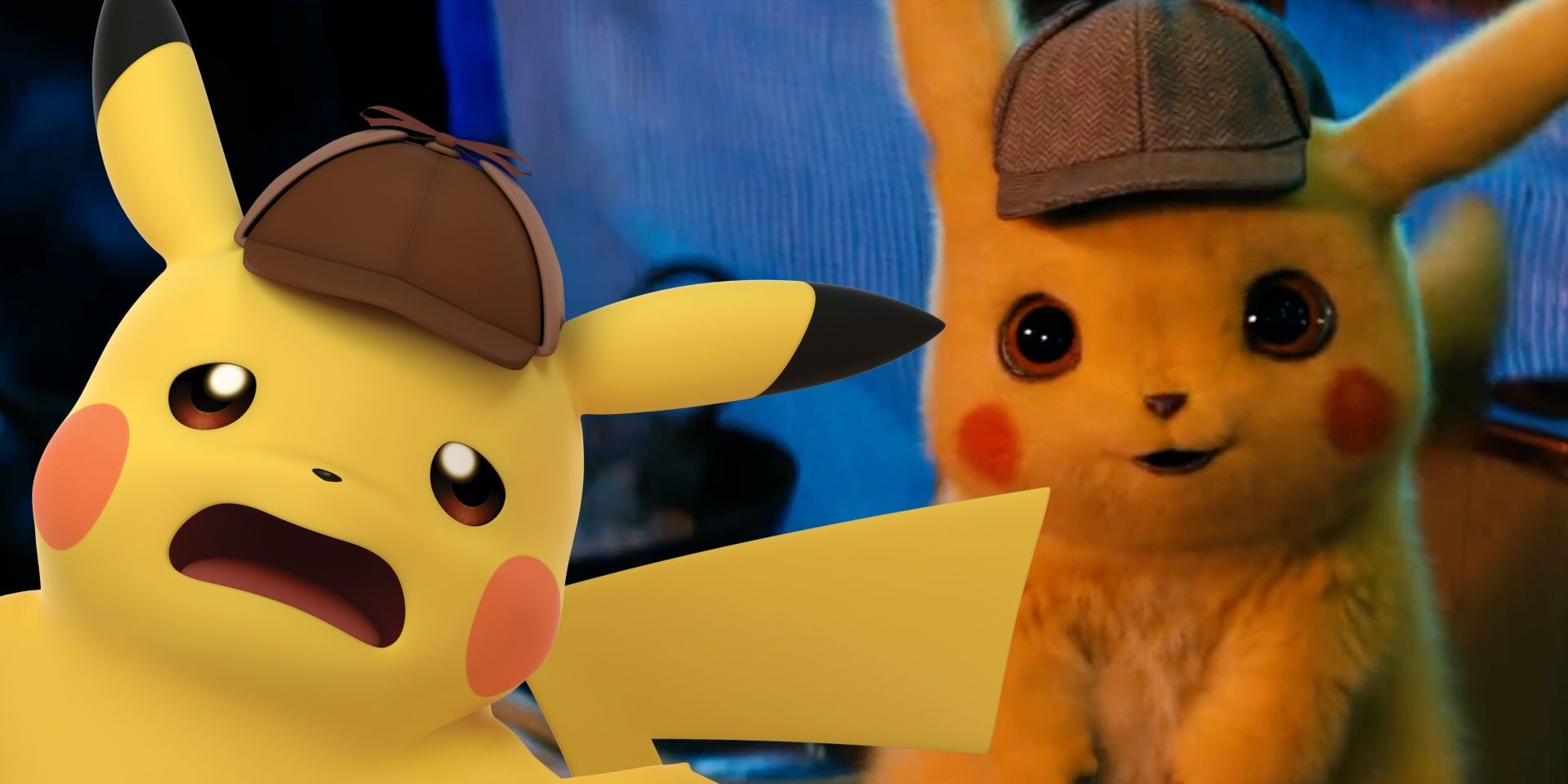 Detective Pikachu What The Next Game Can Learn From The Movie