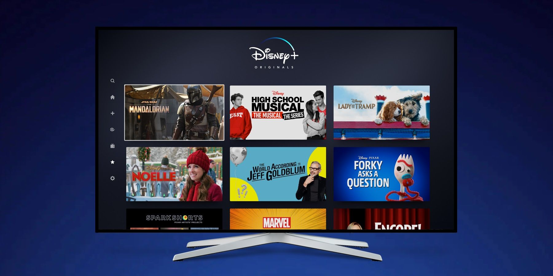 Every Smart TV You Can Get Disney+ On   Screen Rant