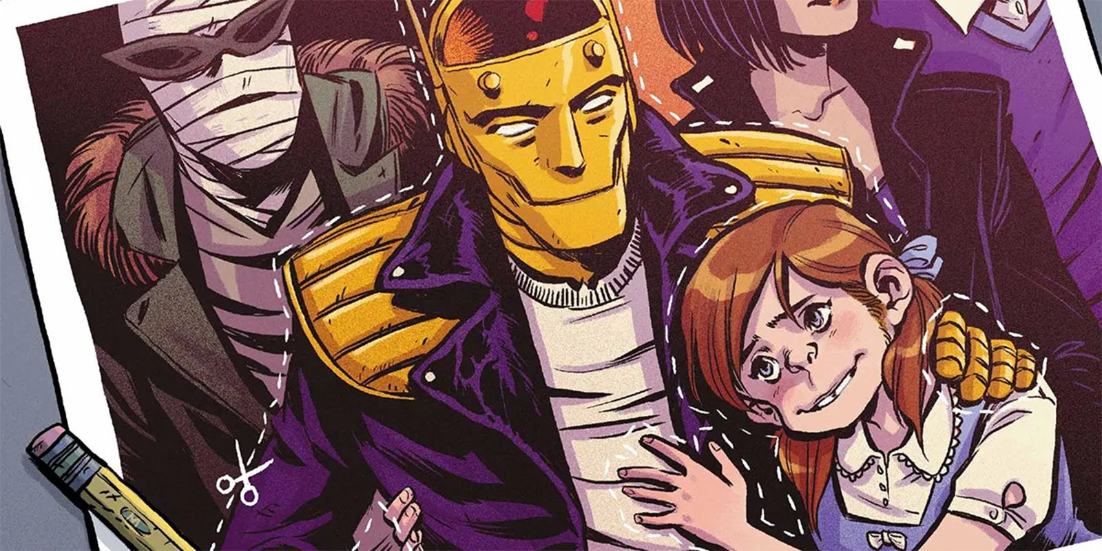 Doom Patrol Season 2 Casts The Chief S Daughter Dorothy