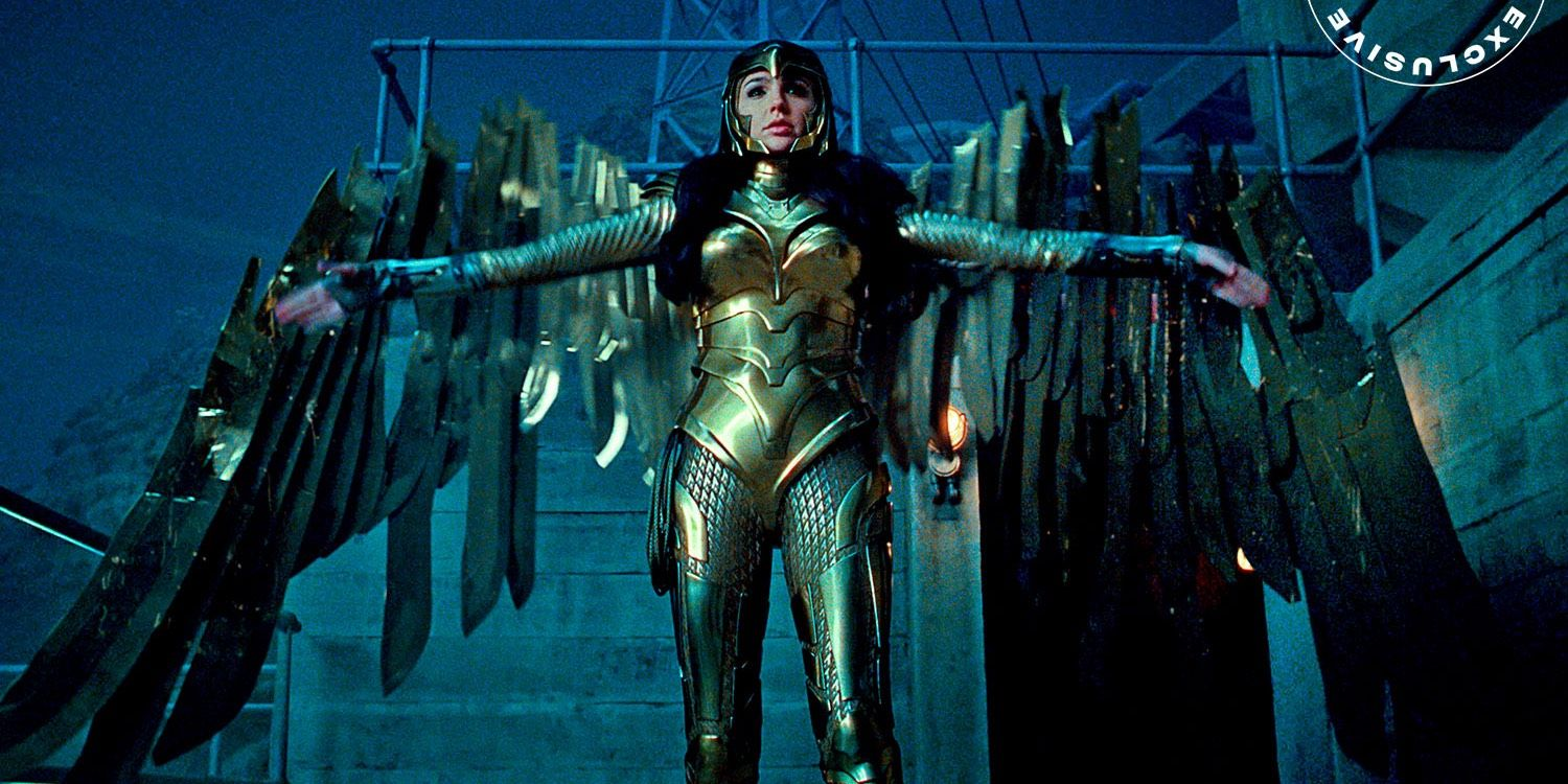 Every Wonder Woman 1984 Reveal From EW's Cover Story