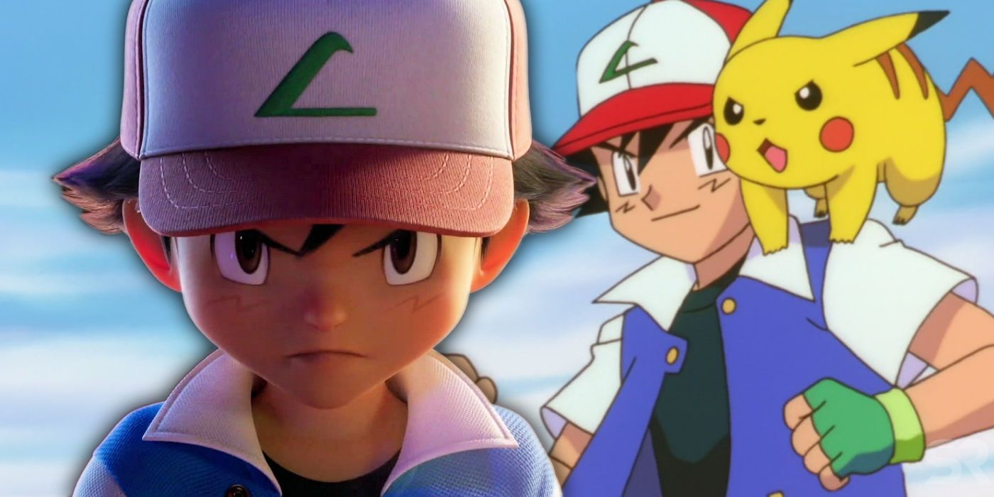 Netflix S Pokemon Remake Makes Changes To Original Mewtwo Strikes Back