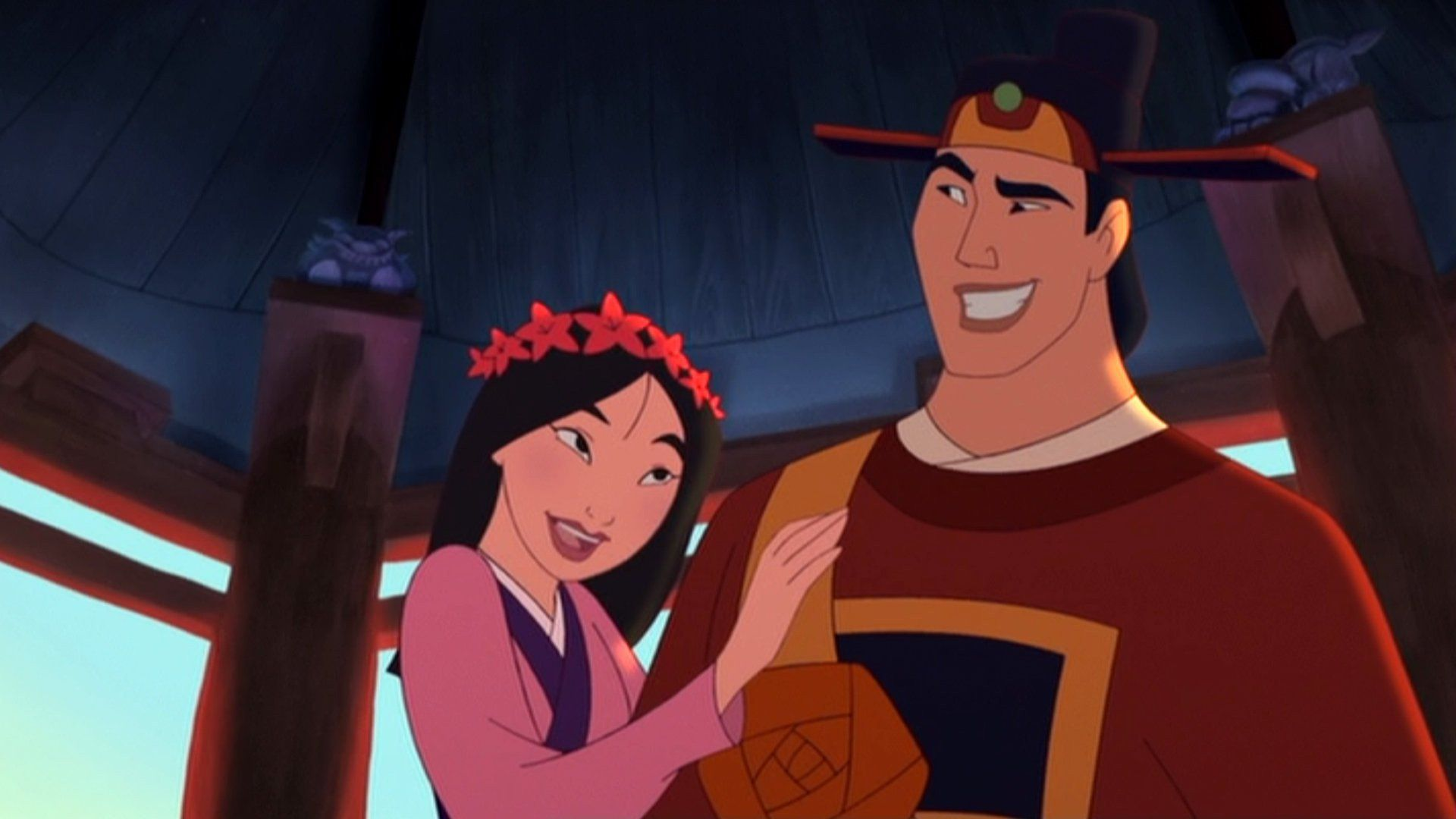 Disney Cut Mulan 2020 Movie Kiss Scene To Appease China