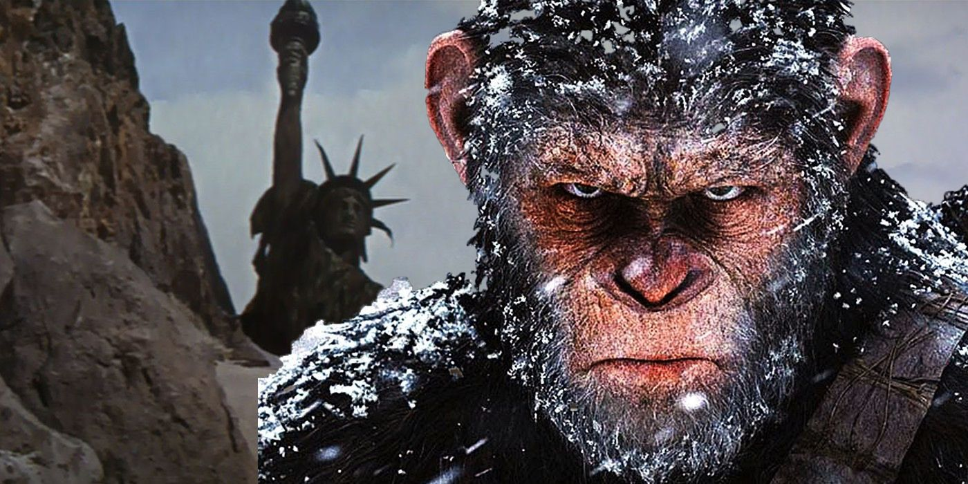 How Disney S Planet Of The Apes Can Properly Continue Caesar S Story
