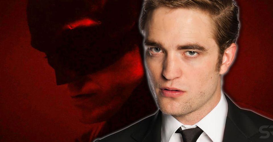 Robert Pattinson dalam The Batman