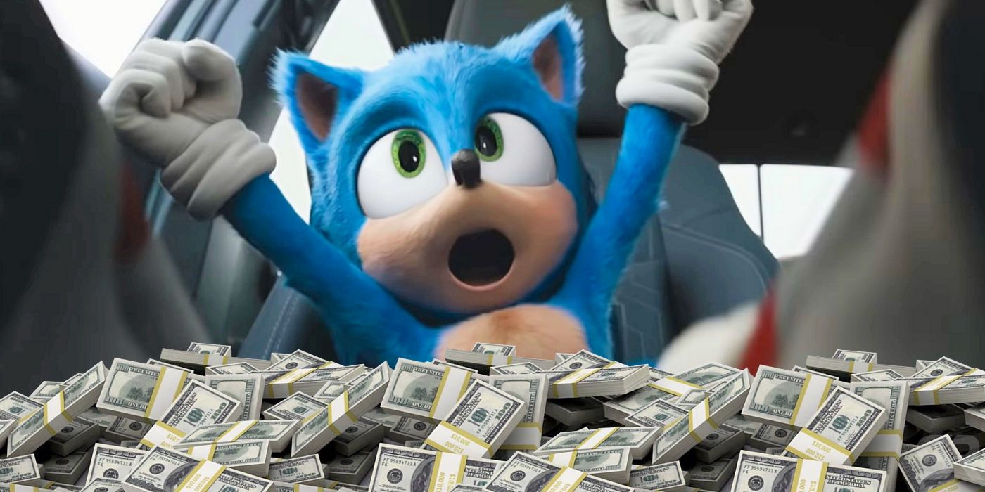 Sonic The Hedgehog Passes 200 Million At The Global Box Office