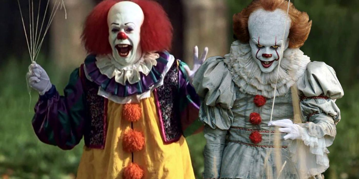 IT's Pennywise: Who Played The Role Better, Skarsgard Or ... |Pennywise 2020 Bill Skarsgard