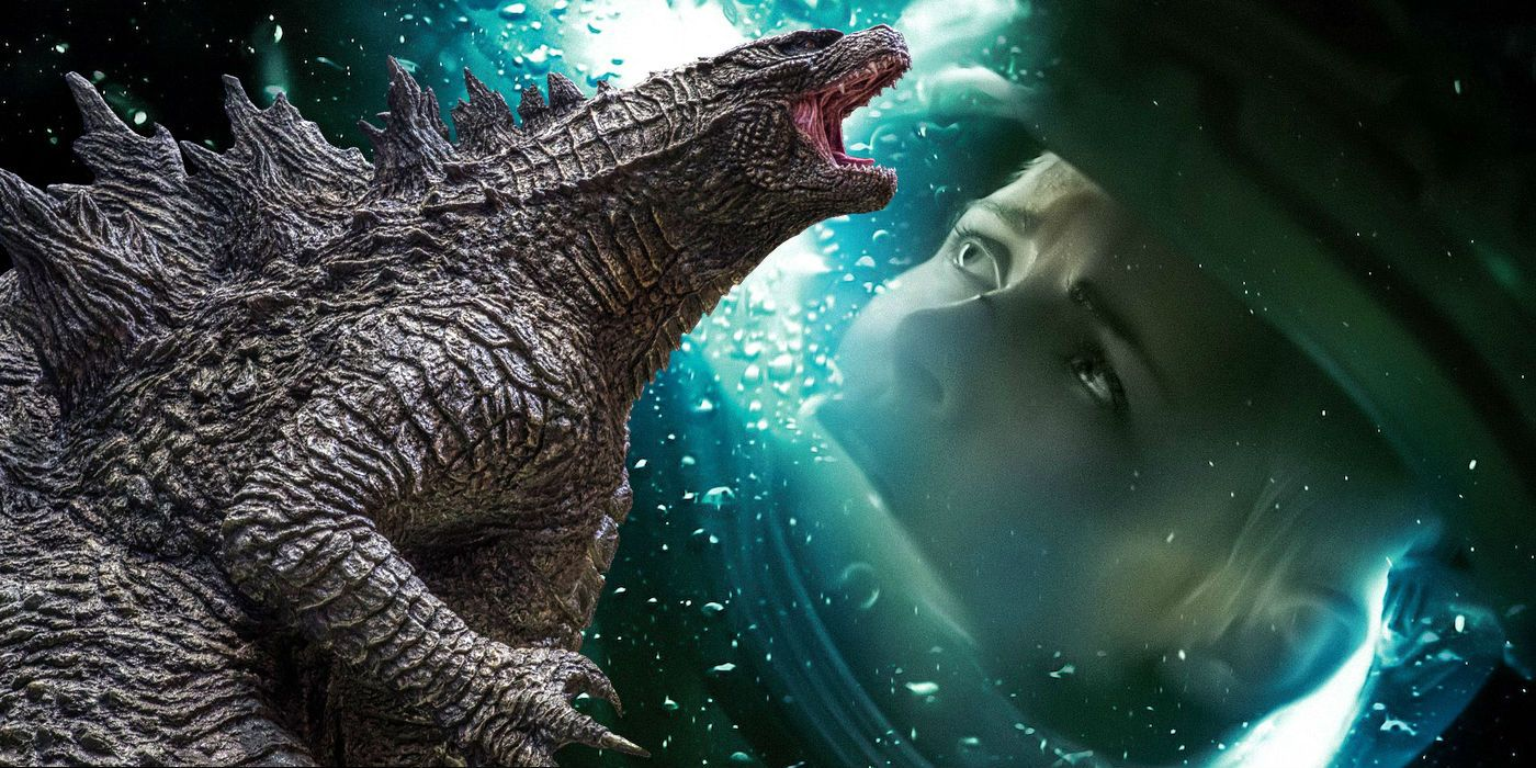 Underwater Director Reveals His Movie Monster Is Bigger Than Godzilla