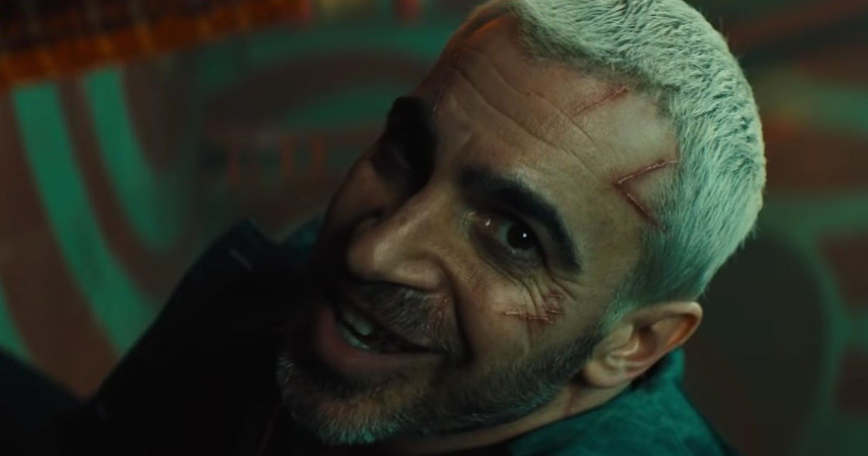 Birds Of Prey 10 Victor Zsasz Mannerisms Chris Messina Nailed