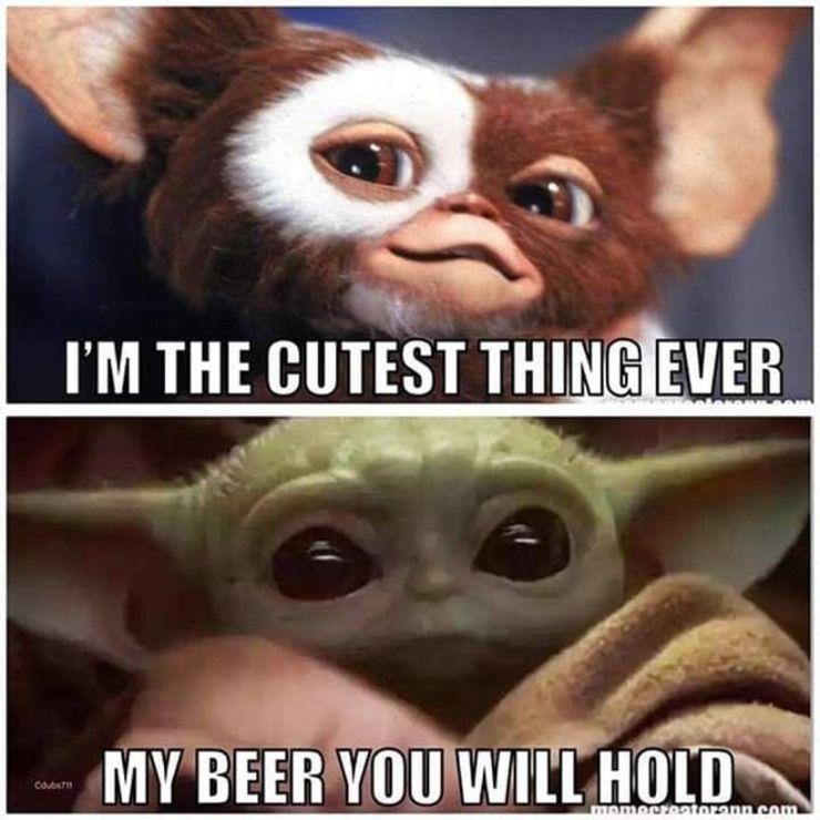 Star Wars 10 Best Baby Yoda Memes That Combine Other Fandoms