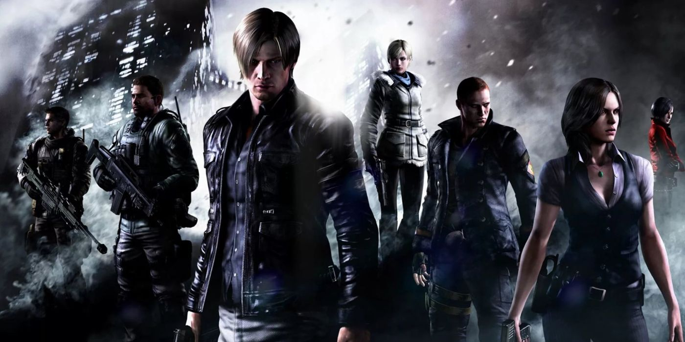 Resident Evil 6 How To Unlock Infinite Ammo Screen Rant