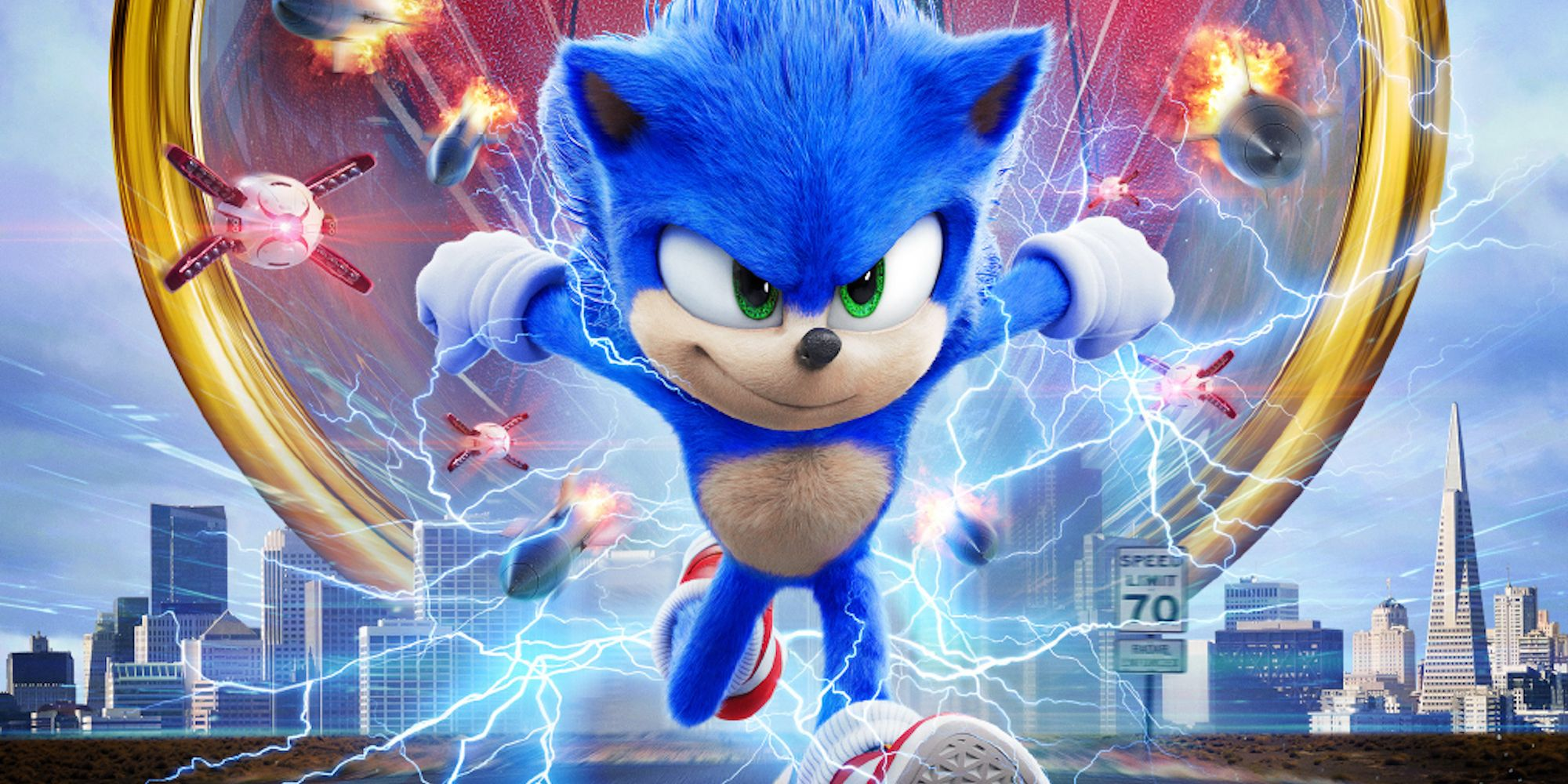 China Delays Sonic the Hedgehog Movie Release Due To Coronavirus