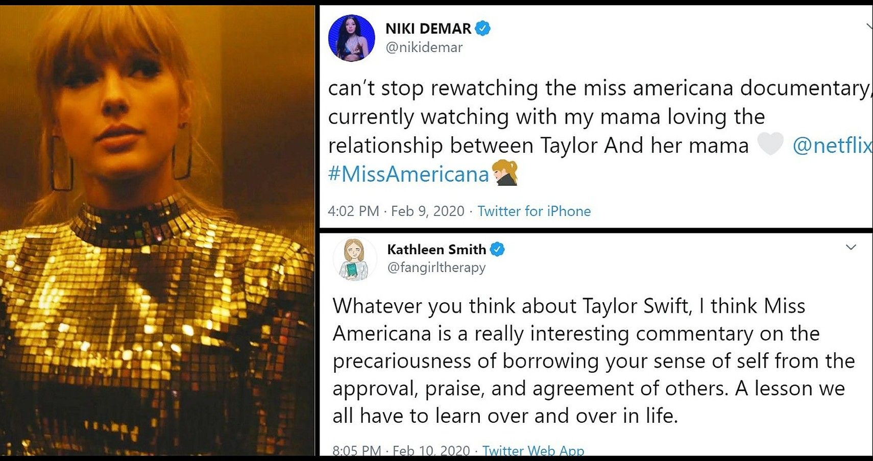 10 Heartfelt Twitter Reactions To Taylor Swift S Miss Americana See more ideas about taylor swift, swift, taylor swift twitter. 10 heartfelt twitter reactions to