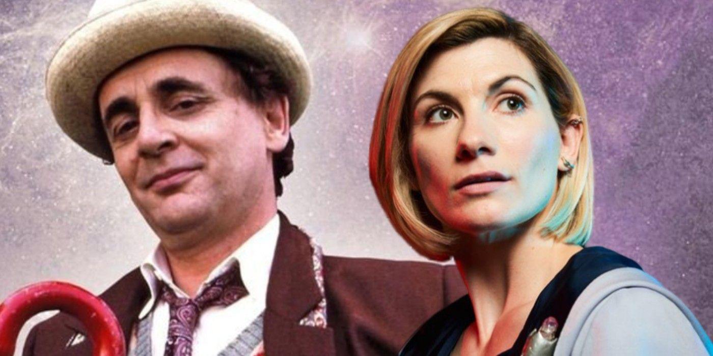 Risultato immagini per 13th doctor 7th doctor