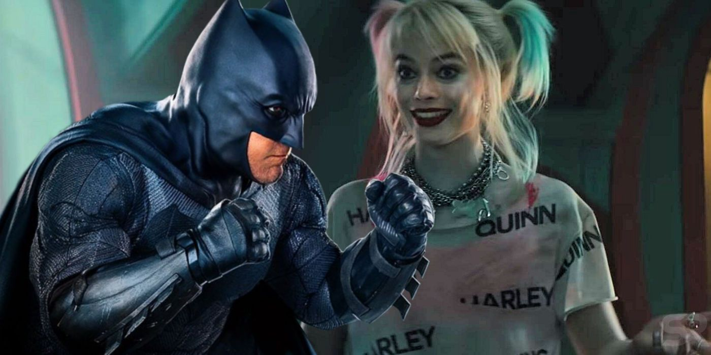 Birds Of Prey Which Batman Harley Quinn S Post Credits Gag Is About