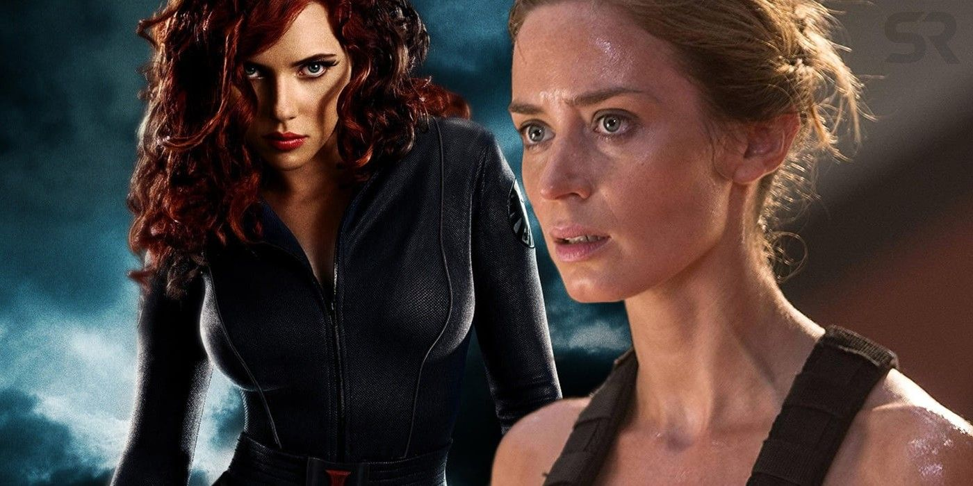 Emily Blunt Explains Why She Turned Down Playing MCU's Black Widow
