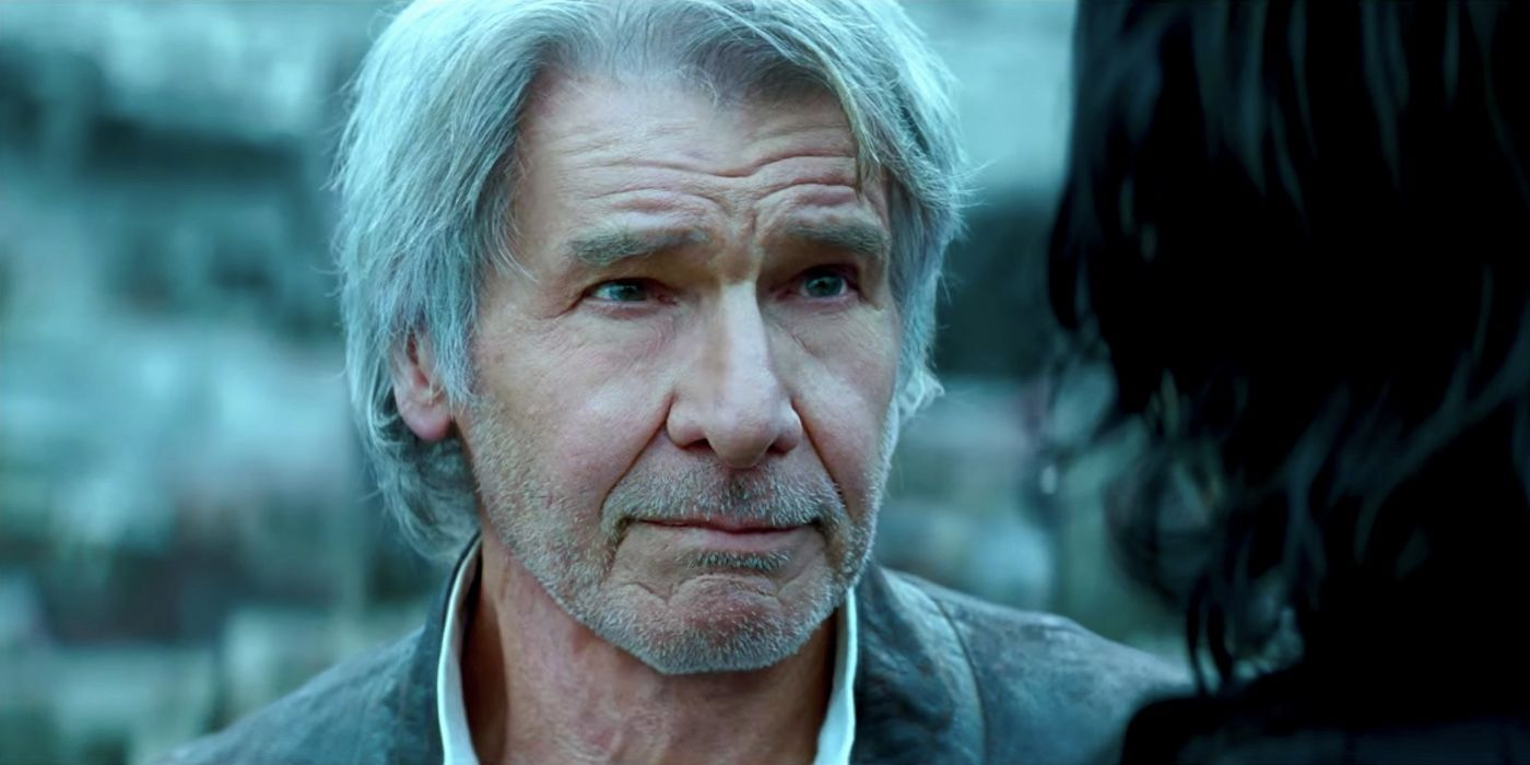 Watch Han Solo S Cameo In Star Wars The Rise Of Skywalker Hd Video