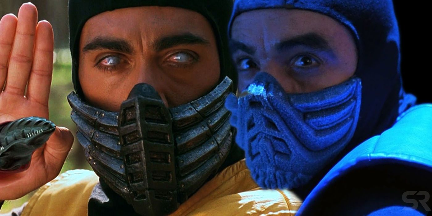 Mortal Kombat Why Scorpion Sub Zero Are Allies In The Original