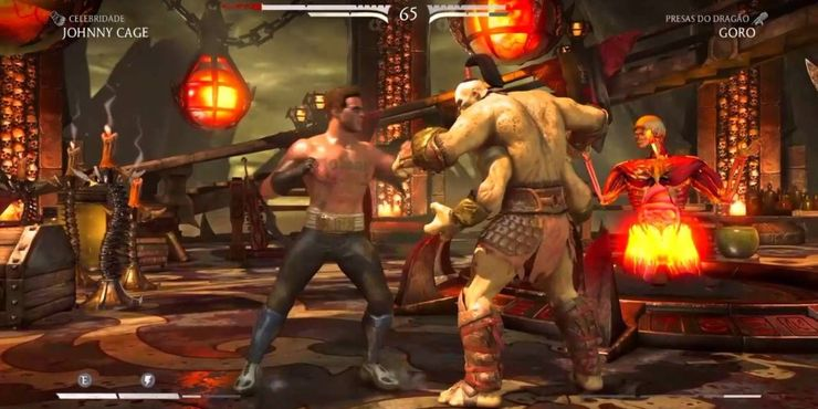 10 Movie References In The Mortal Kombat Series Screenrant