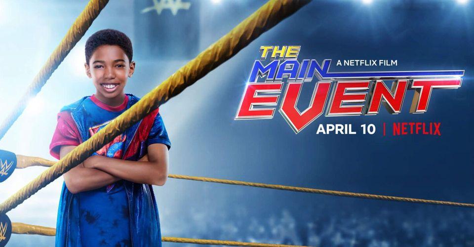 Filem gusti WWE The Main Event
