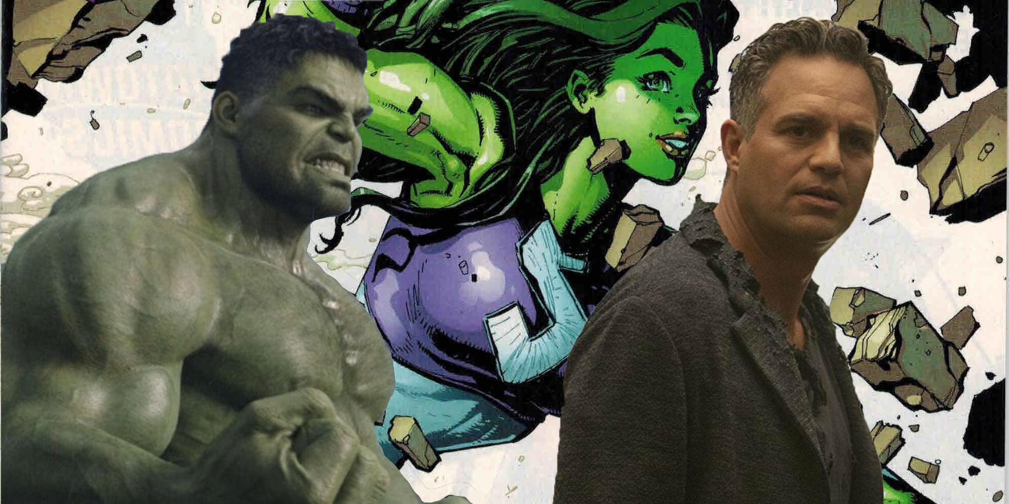 Mark Ruffalo Returning As Bruce Banner In MCU Phase 4 For She-Hulk