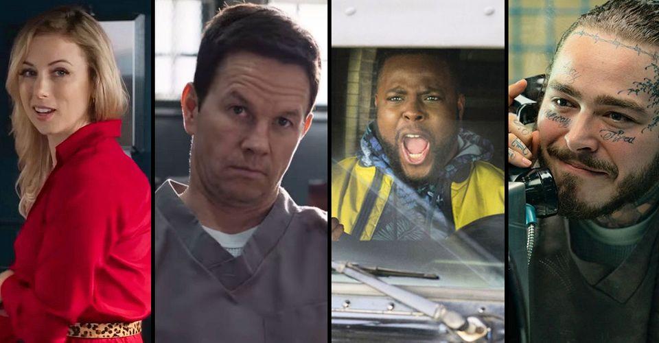 Netflix S Spenser Confidential Cast Character Guide