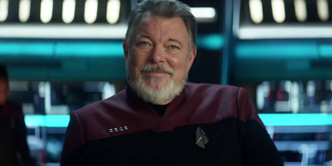 Star Trek Riker