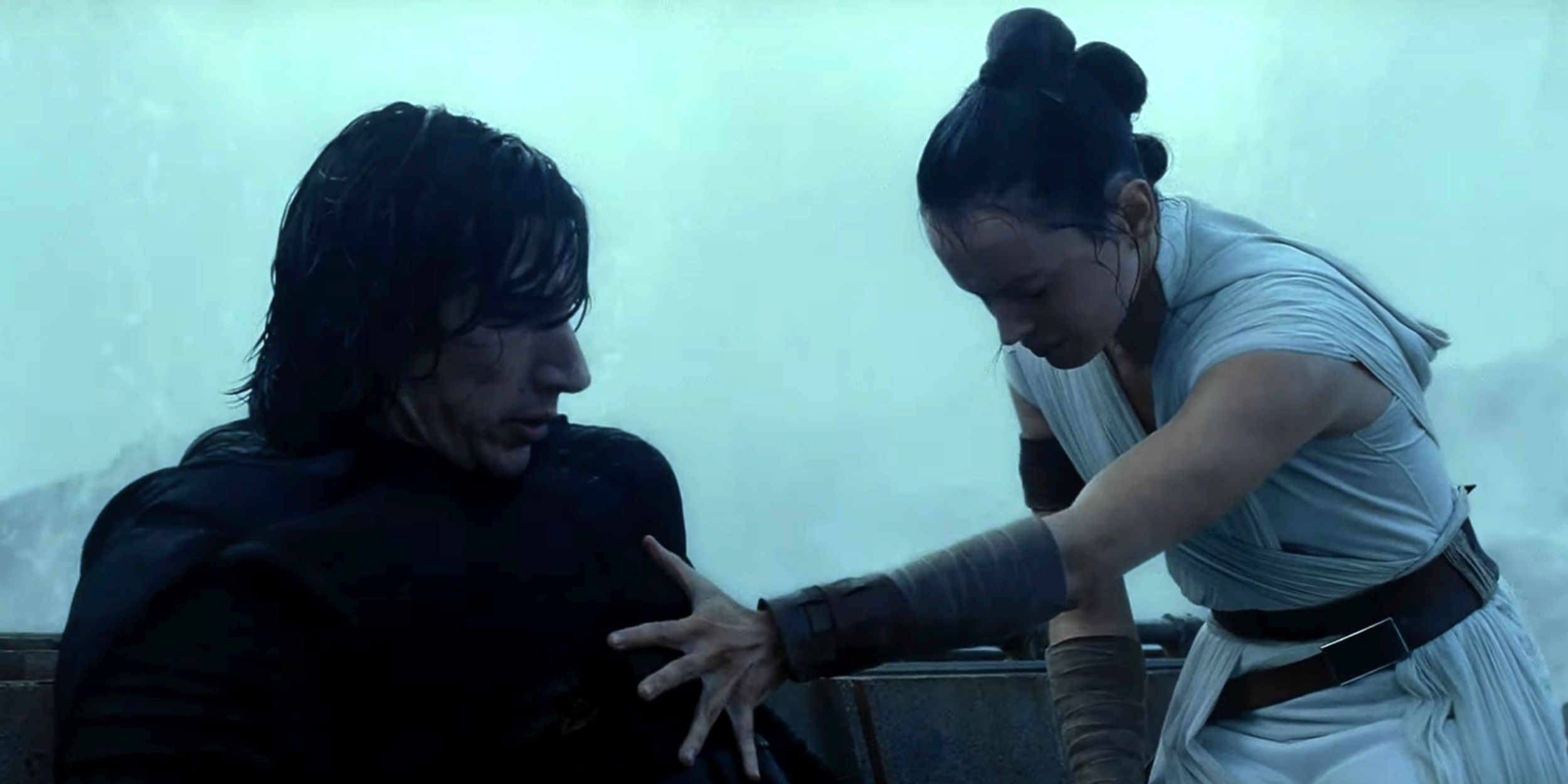 Star Wars How Rey Knew How To Force Heal When Other Jedi Didn T