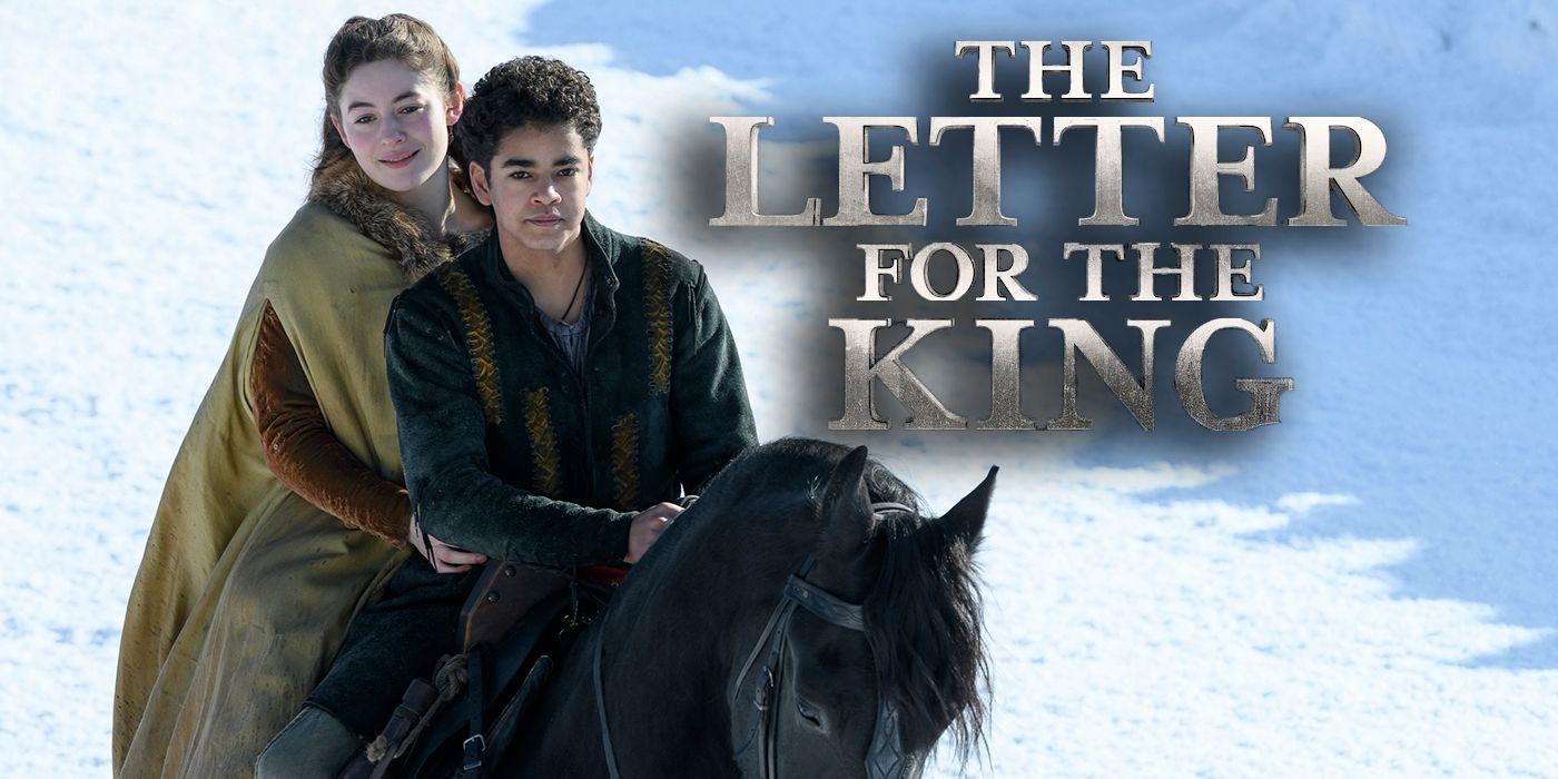 Netflix The Letter For The King Season 2: