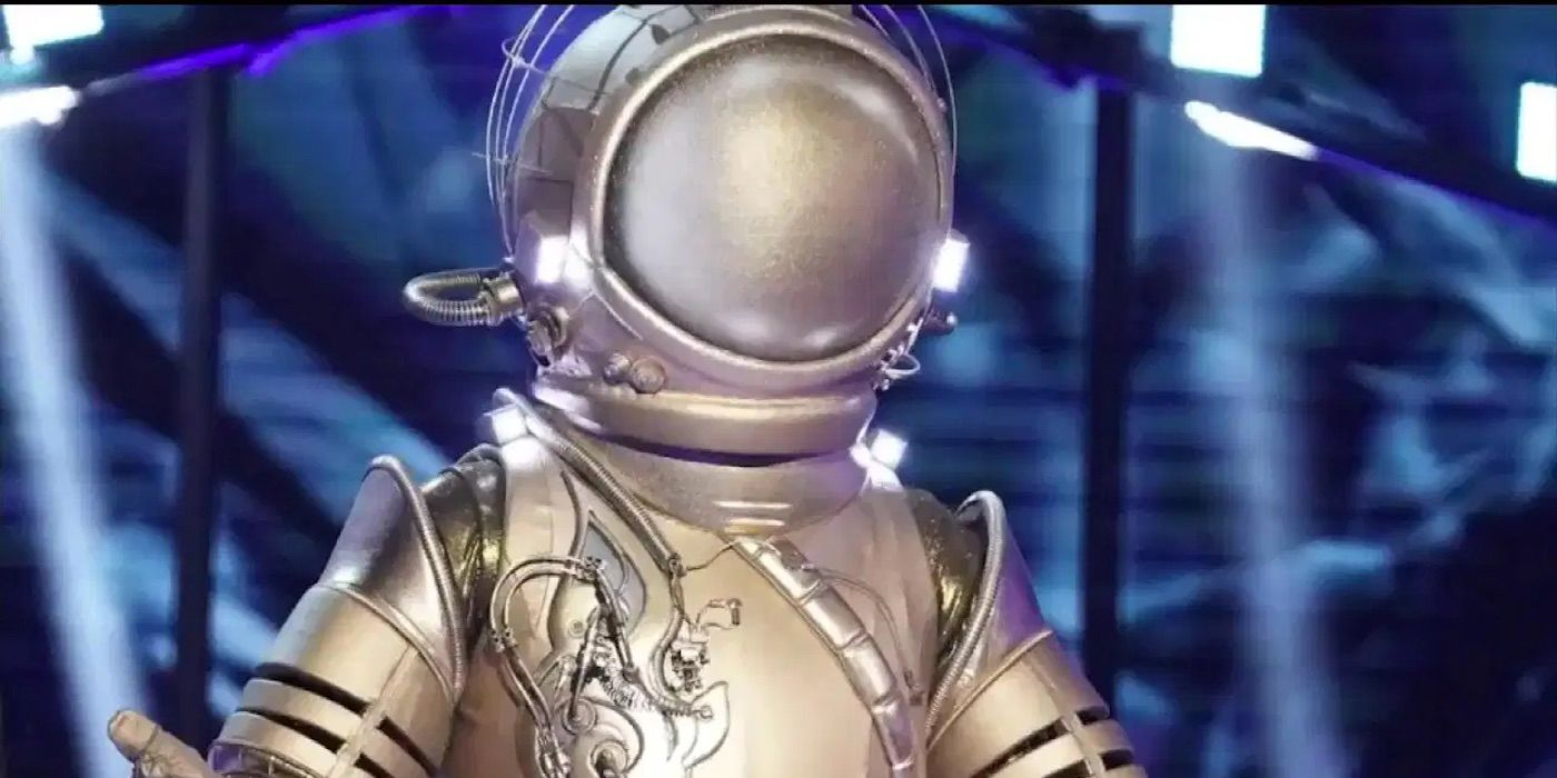 the masked singer  who is astronaut  full prediction