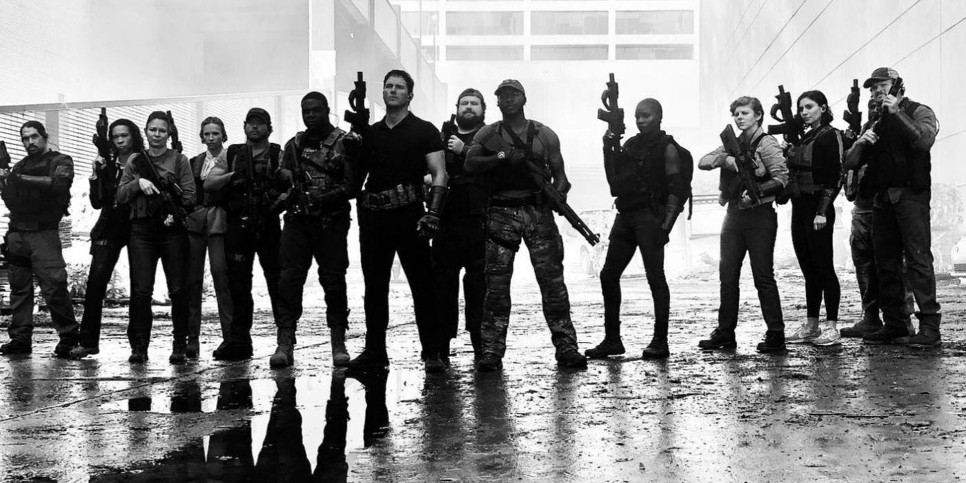 Chris Pratt's The Tomorrow War Sci-fi Movie May Release On Streaming