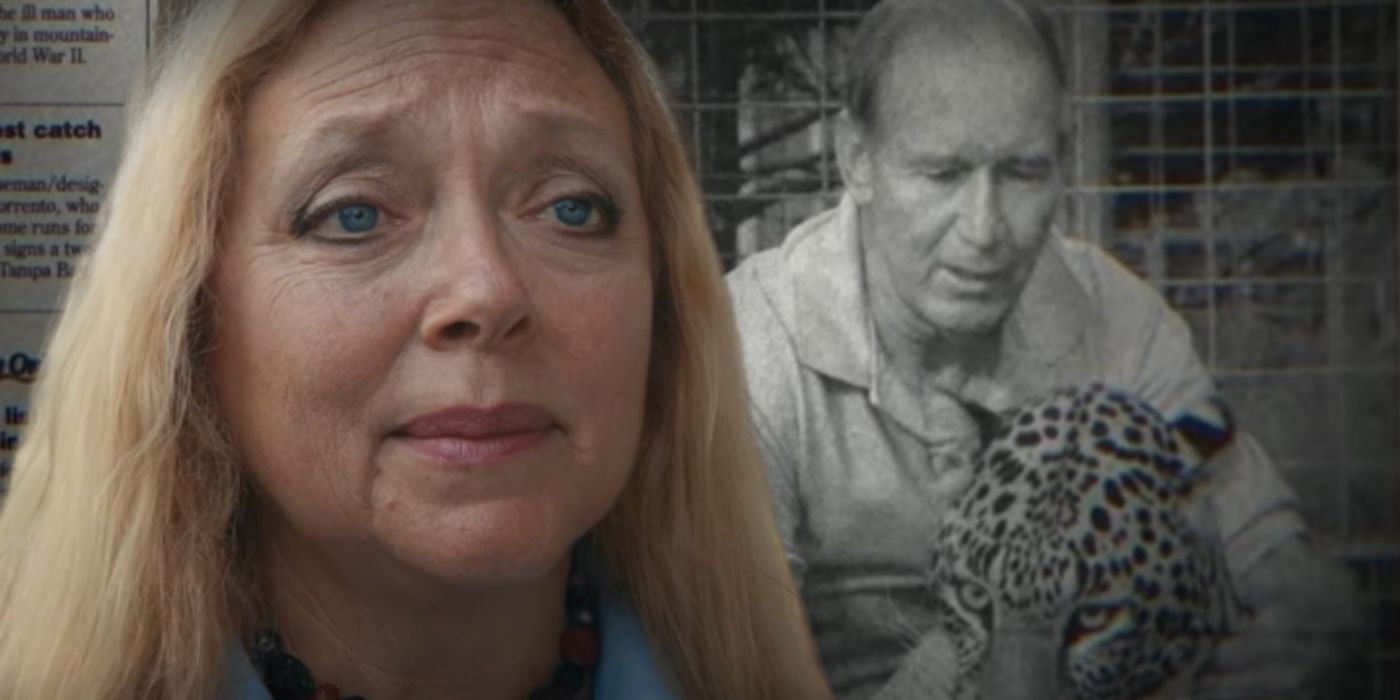 Tiger King Did Carole Baskin Kill Don Lewis Every Clue Update