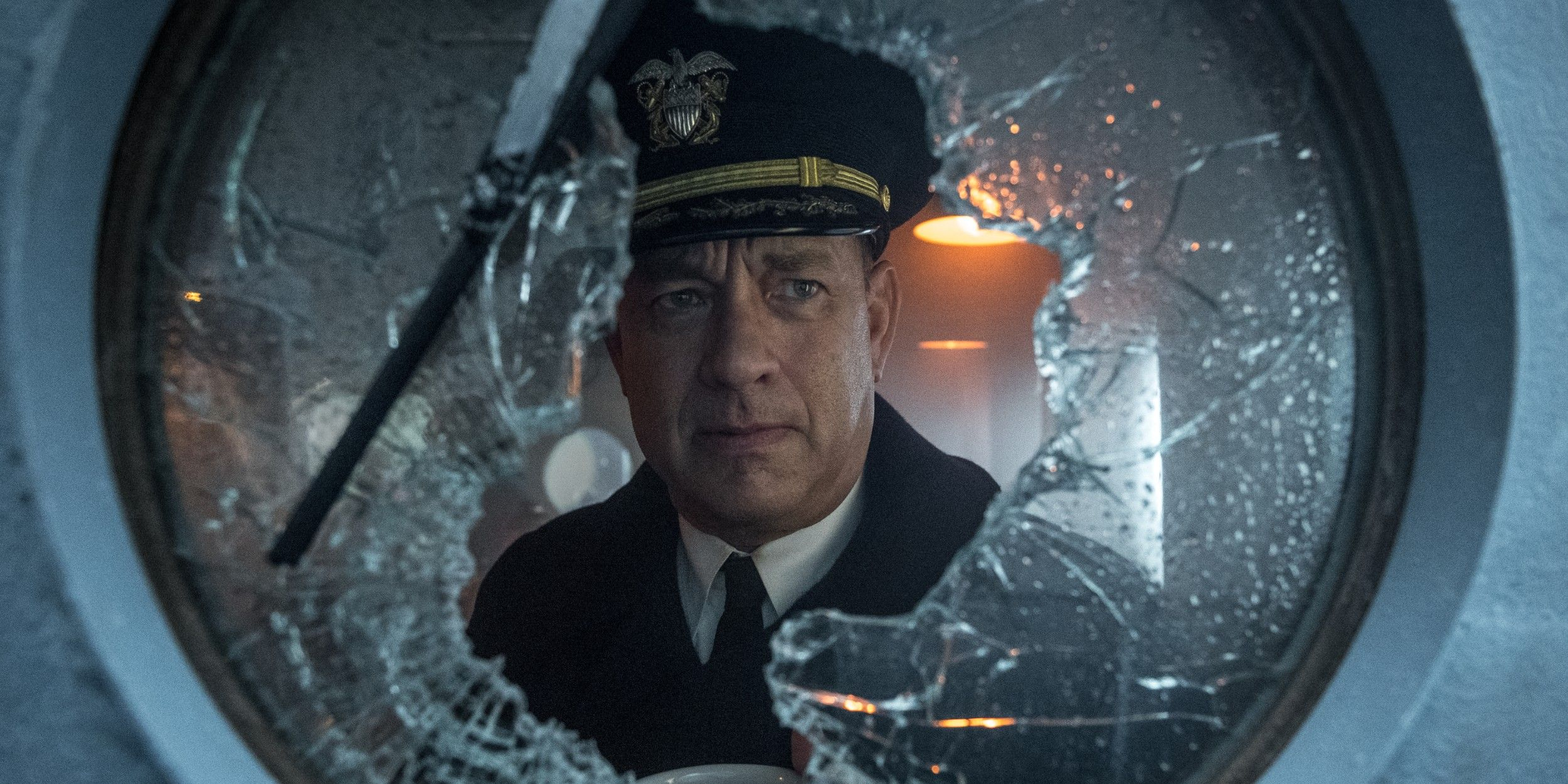 Tom Hanks Greyhound