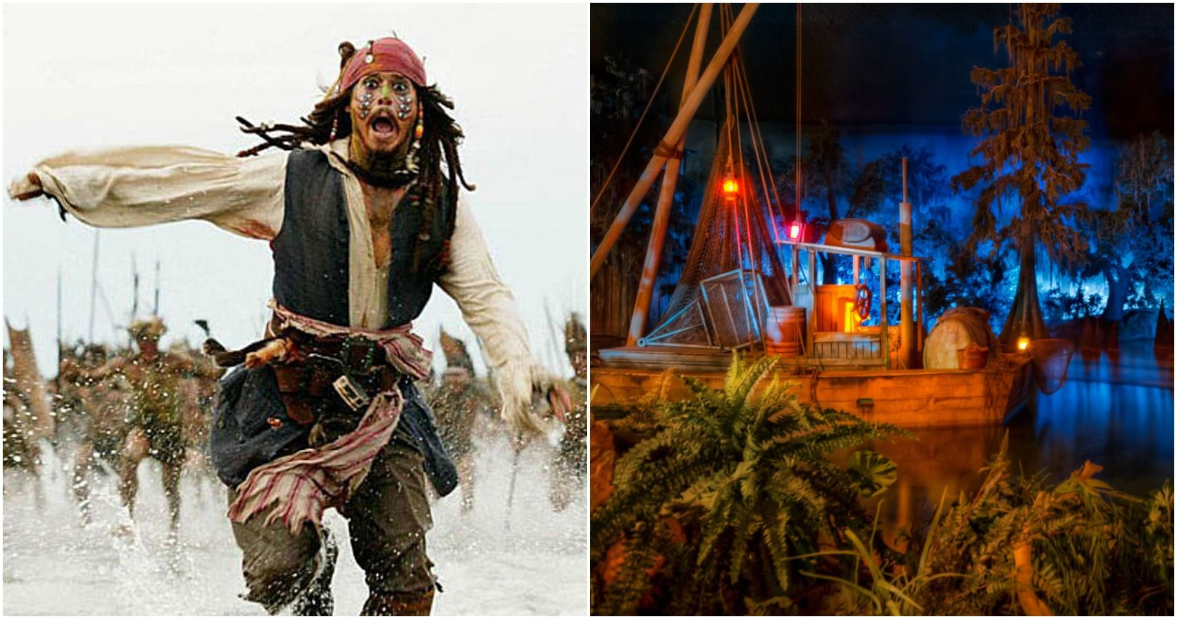 Pirates Of The Caribbean: 5 Ways The Ride Inspired The Movie (& 5 Ways The Films Changed The Ride)
