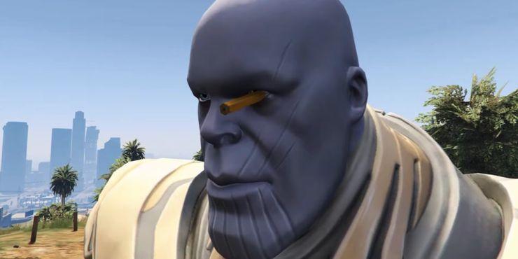 John Wick Vs Thanos 5 Reasons Thanos Wins 5 Reasons John Wick Might