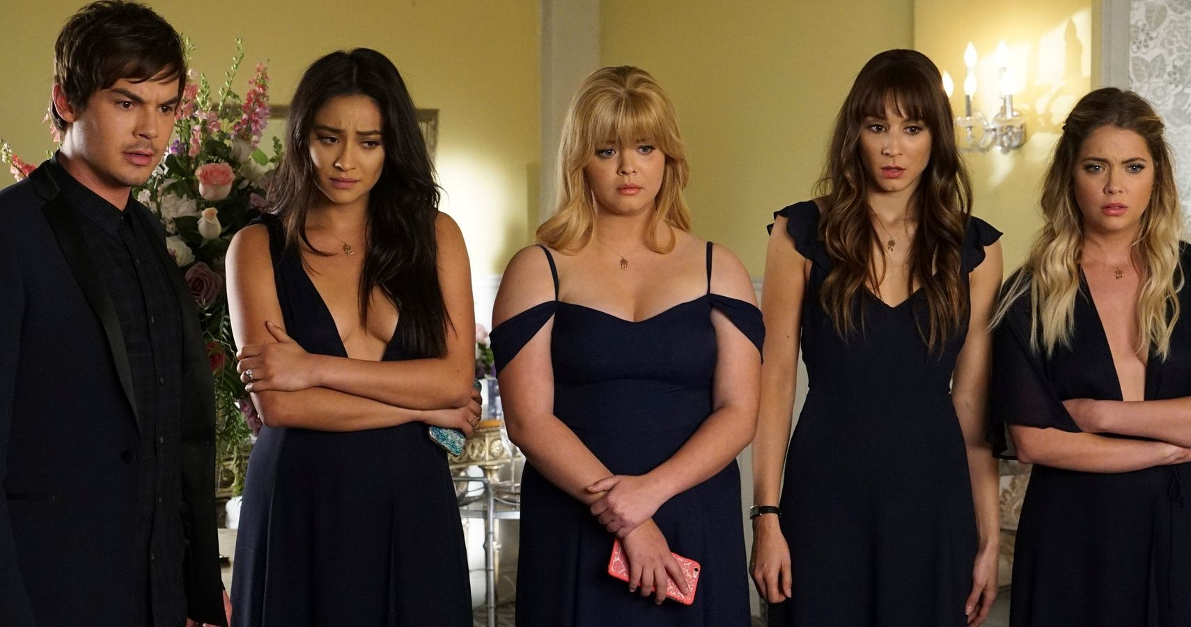 Liars pretty ages little actors How 'Pretty