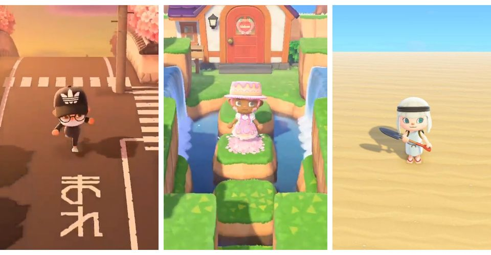 Animal Crossing New Horizons Cool Island Ideas To Inspire Creativity