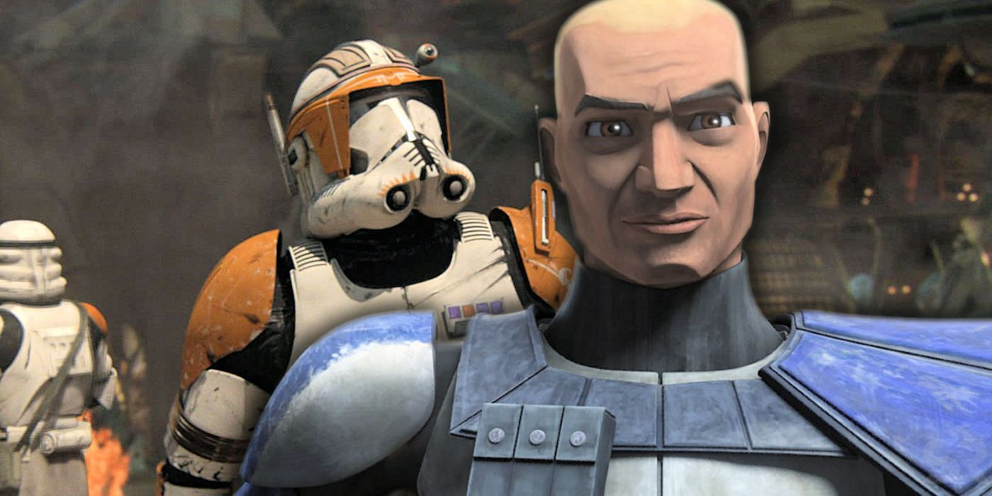 Clone Wars Explains Why Captain Rex Isn T In Revenge Of The Sith