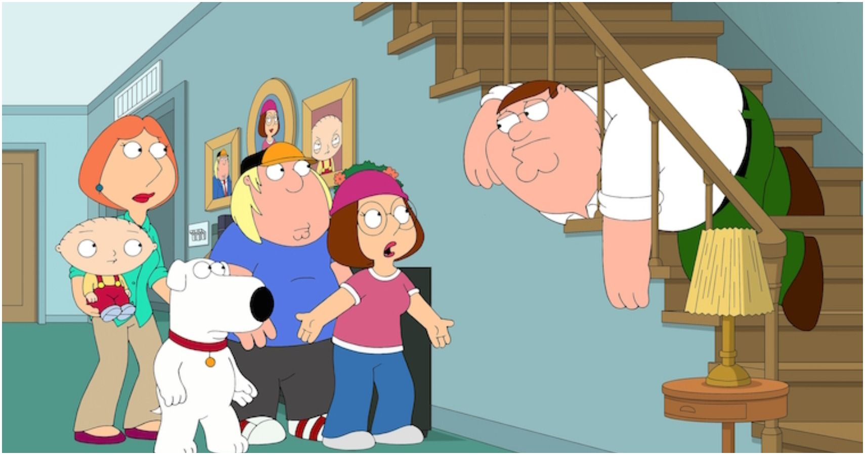 Family Guy: 5 Characters Who Make The Show Great (& 5 Who Don't)