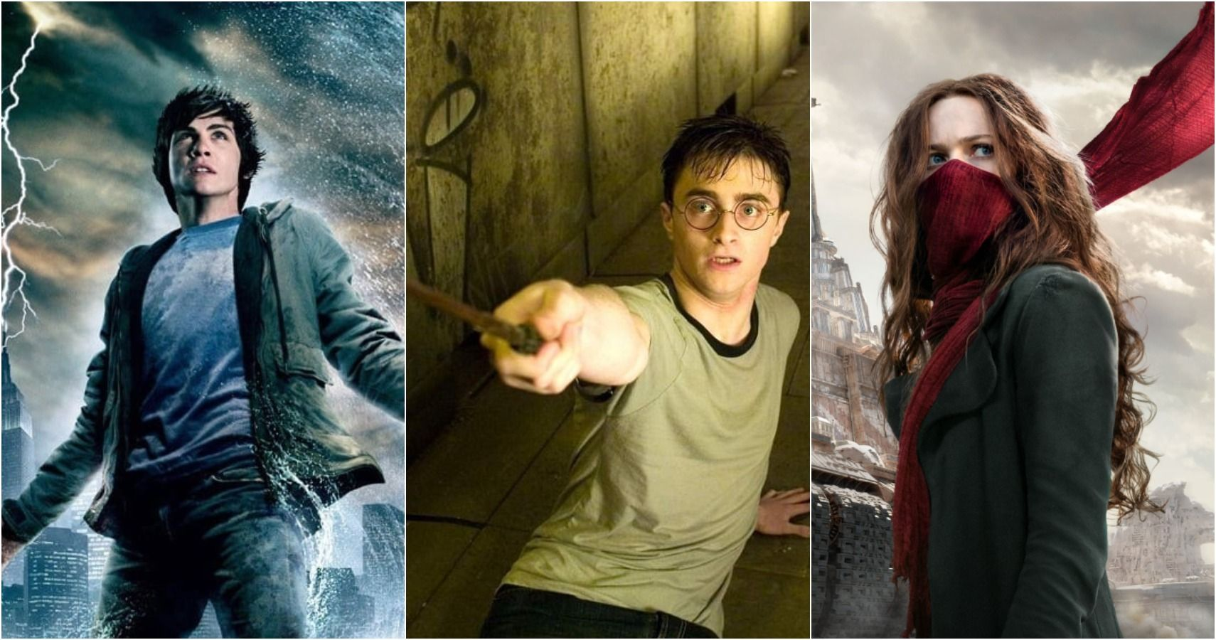 Harry Potter: Young-Adult Franchises That Tried And Failed To Be The Next Harry Potter