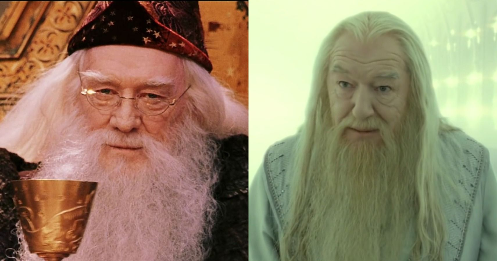Harry Potter: 10 Biggest Ways Dumbledore Changed From Sorcerer's Stone To Deathly Hallows